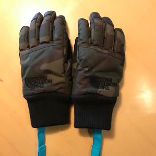 ザノースフェイス(THE NORTH FACE)のノースフェイス キッズ グローブ XS(手袋)