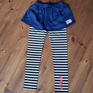 アナップキッズ(ANAP Kids)のANAPスカートパンツ(パンツ/スパッツ)