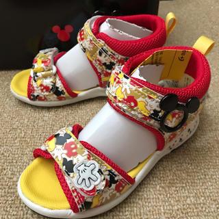 ディズニー(Disney)の新品!ディズニー ミッキー サンダル(サンダル)