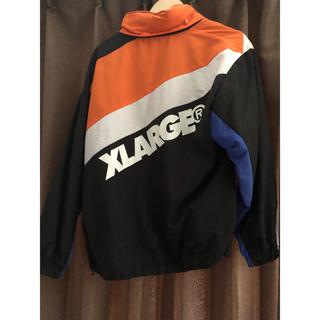 エクストララージ(XLARGE)のX-LARGE(ナイロンジャケット)