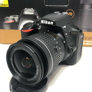 Nikon - Nikon ニコン D5600 AF-P18-55 VR KIT 120ショット