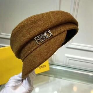 フェンディ(FENDI)のFENDI キャップ帽子 (キャップ)