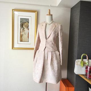 エポカ(EPOCA)の美品 エポカ  ジャガード織 セットアップ スーツ(スーツ)