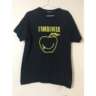 アンダーカバー(UNDERCOVER)のUNDERCOVER アンダーカバー スマイリーアップル Tシャツ(Tシャツ/カットソー(半袖/袖なし))