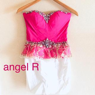エンジェルアール(AngelR)のangel R ミニドレス(ミニドレス)