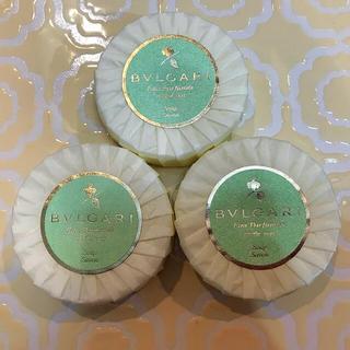 ブルガリ(BVLGARI)の🛀 ブルガリ石鹸(ボディソープ / 石鹸)