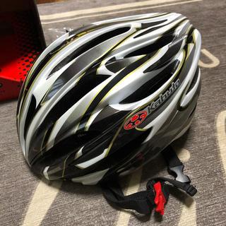 オージーケー(OGK)のOGK カブト kabuto leff サイクルヘルメット(ヘルメット/シールド)