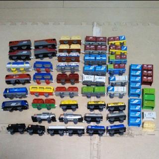 貨物列車 タンク車 コンテナ プラレール(電車のおもちゃ/車)