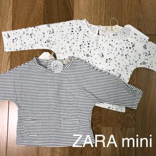 ZARA KIDS - ZARA mini ロンT2枚組
