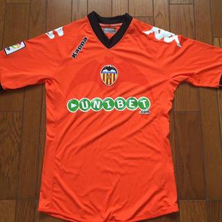 カッパ(Kappa)のサッカーユニフォーム  スペインリーグ バレンシア(ウェア)
