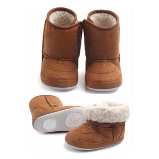 11.5cm ムートン ブーツ 新品・未使用(ブーツ)