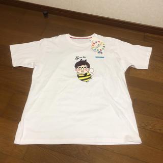 シマムラ(しまむら)の即決 新品 未使用 しまむら ヒカキン HIKAKIN Tシャツ デカT 3L(Tシャツ/カットソー(半袖/袖なし))