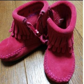 ミネトンカ(Minnetonka)のミネトンカ♡サイズ2(ブーツ)