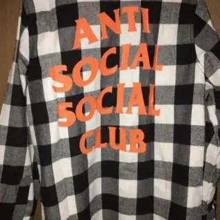 アンチ(ANTI)のアンチソーシャルソーシャルクラブ(シャツ)
