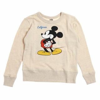 エフオーキッズ(F.O.KIDS)のF.O.KIDS Disney(ディズニー)ミッキートレーナー(ママ)(トレーナー/スウェット)
