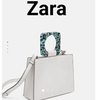 ザラ(ZARA)のZARA 2way  ハンドバッグショルダーバッグ(ショルダーバッグ)