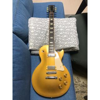 ギブソン(Gibson)のレスポールデラックス限定モデルhall of fame(エレキギター)