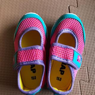 アナップキッズ(ANAP Kids)の靴 ANAP 15センチ(スニーカー)