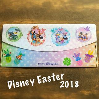 ディズニー(Disney)のディズニー・イースター 2018 チケットファイル(クリアファイル)
