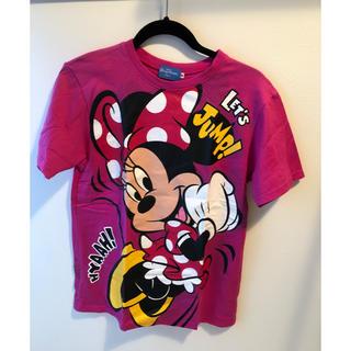 ディズニー(Disney)のディズニーランドで購入!ミニーTシャツ(Tシャツ(半袖/袖なし))