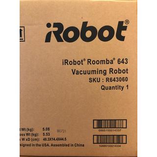 iRobot - 新品未使用&未開封 Roomba643