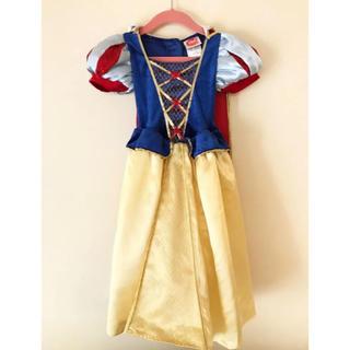 ディズニー(Disney)の【ディズニー公式】白雪姫 プリンセス ドレス コスプレ 100cm (ドレス/フォーマル)