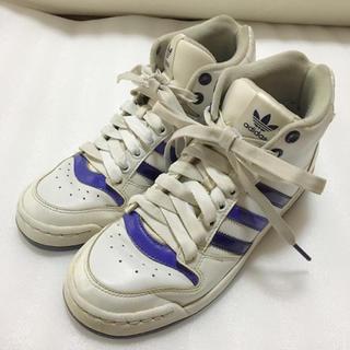 アディダス(adidas)のレディース アディダス 23 ハイカット(スニーカー)