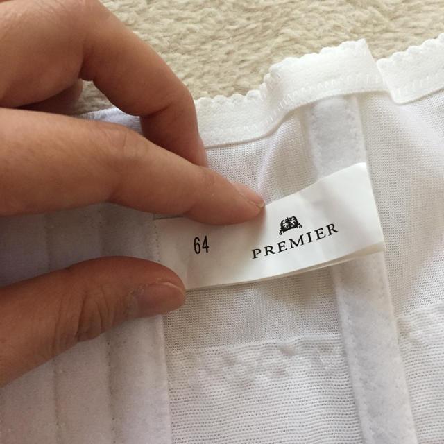 PREMIERE(プルミエール)の専用⭐︎ウエディングインナー ブラ ウエストニッパー レディースの下着/アンダーウェア(ブライダルインナー)の商品写真