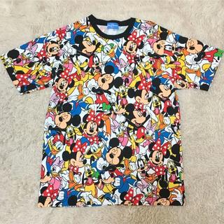 ディズニー(Disney)のDisney 総キャラ Tシャツ(Tシャツ(半袖/袖なし))
