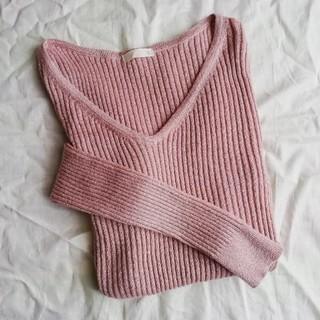 GU - GU 薄手セーター M