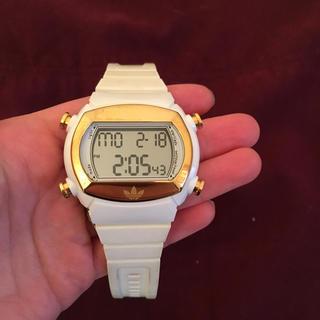 アディダス(adidas)の【中古品】アディダス腕時計 レディース(腕時計)