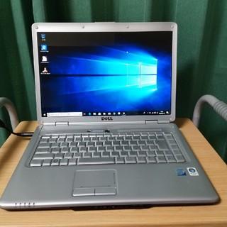 デル(DELL)の美品♪ Dell Inspiron1525 Windows10導入(ノートPC)