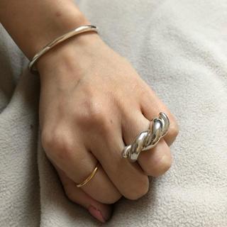 エナソルーナ(Enasoluna)のEnasoluna シルバープレッツェルリング(リング(指輪))