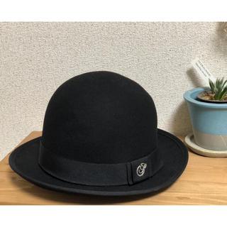 スライ(SLY)のチャップリン帽子✴︎SLY(ハット)