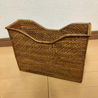 バリ島  アタ製品 マガジンボックス