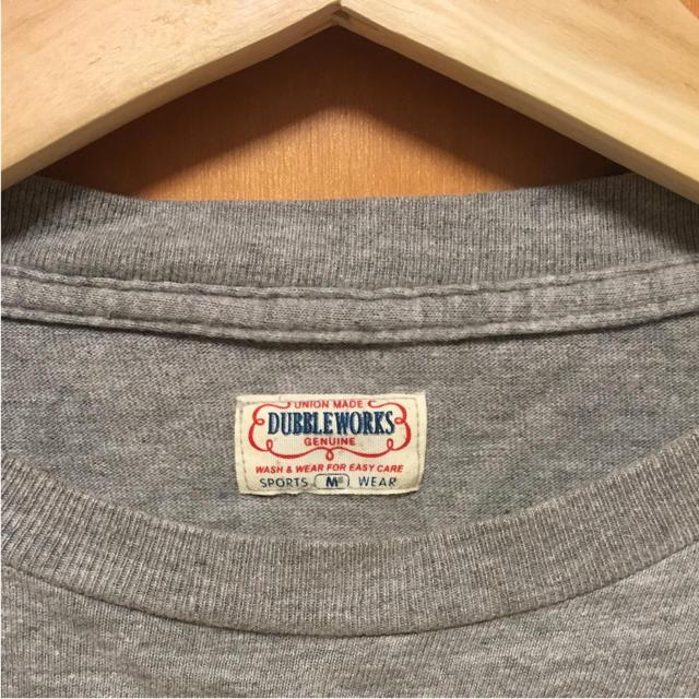 DUBBLE WORKS(ダブルワークス)のダブルワークスのTシャツ メンズのトップス(Tシャツ/カットソー(半袖/袖なし))の商品写真