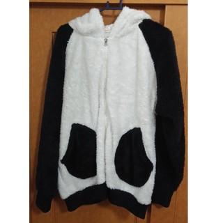 パンダの着ぐるみ 大きいサイズ(ルームウェア)