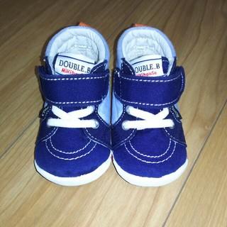 DOUBLE.B - ダブルビー 靴 12.5