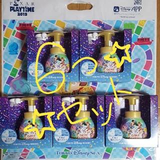 ディズニー(Disney)の6個セット ミッキーシェイプのハンドソープ ディズニー35周年限定(ボディソープ / 石鹸)