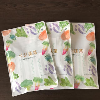 タイショウセイヤク(大正製薬)のベジ抹茶3袋セット☺︎(青汁/ケール加工食品 )