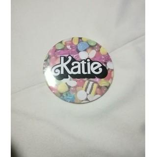 ケイティー(Katie)のKatie♡缶バッジ(ブローチ/コサージュ)
