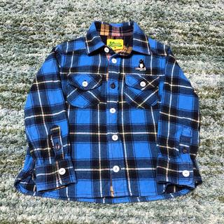 ランドリー(LAUNDRY)のLaundryランドリー ★青チェックシャツ&Tシャツ(ブラウス)