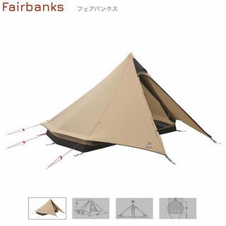 スノーピーク(Snow Peak)の紋様専用 ローベンス フェアバンクス2018 新品 (テント/タープ)
