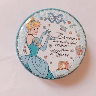 ディズニー(Disney)の《Disney》シンデレラ 缶(小物入れ)