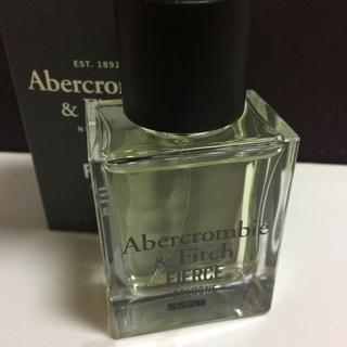 アバクロンビーアンドフィッチ(Abercrombie&Fitch)のAbercrombie&Fitch FIERCE 30mL(香水(男性用))