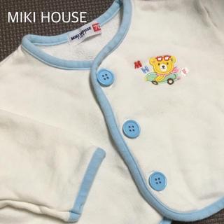 ミキハウス(mikihouse)のミキハウス 春カーディガン 70(カーディガン/ボレロ)