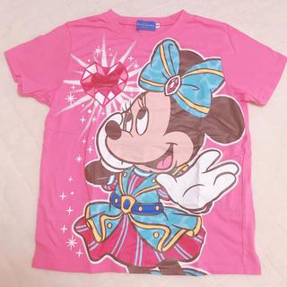 ディズニー(Disney)の東京ディズニーシー15周年 ミニーマウス Tシャツ 150cm(Tシャツ(半袖/袖なし))