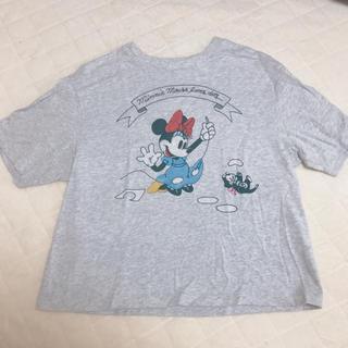 ディズニー(Disney)のディズニー♡ミニーマウス ユニクロ Tシャツ(Tシャツ(半袖/袖なし))