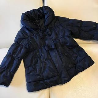 シマムラ(しまむら)の中綿 コート リボン ハート ジャンパー(ジャケット/コート)