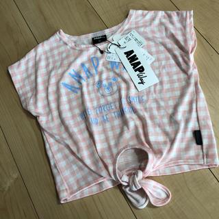 アナップキッズ(ANAP Kids)のベビー服 トップス 半袖 90サイズ 女の子  ANAP(Tシャツ/カットソー)